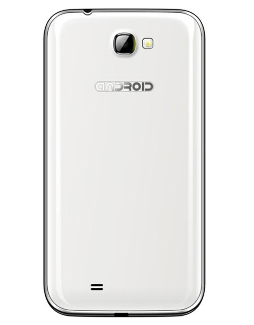 Ulefone N9589T 5.72 inch HD MT6589T Quad-core 1G RAM 8G ROM 8MP Camera white