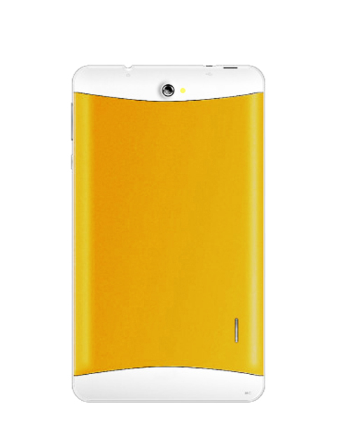 Firefly 7 M7505 7 inch HD 1024x600 screen MTK6572 Dual core 3G GPS 512MB RAM Built in 4G flash yellow