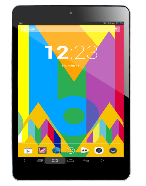Firefly 8 B7850 7.85 inch IPS 1024x768 MTK8312 Dual core 3G GPS 1G RAM Built in 8G flash front
