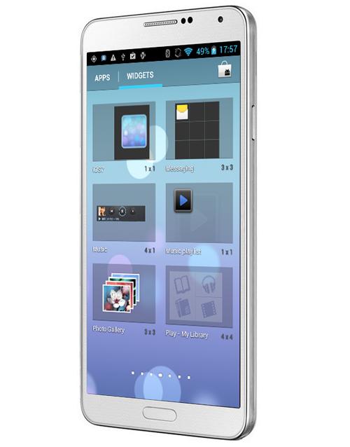 Firefly N9002 5.72 inch MT6582 Quad-core QHD 1280x720 1G RAM 8G ROM 8MP left side