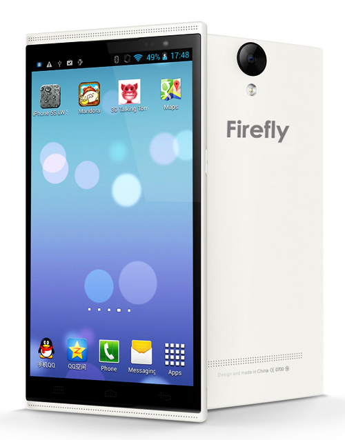 Firefly U5 5.5 inch HD MT6582M Quad-core 512M RAM 4G ROM 5MP Camera 5