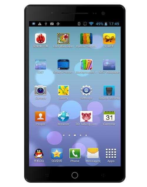 Firefly U7 Phablet 7 inch WUXGA LTPS Octa-core 2G RAM 16G ROM 8MP Camera