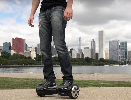 firefly balancing scooter 2