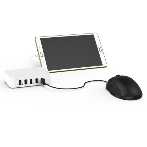 5-Ports USB Charging Station with OTG firefly 8
