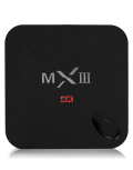 MXIII Amlogic S812 Andriod TV BOX Player Quad-core 2GB 8GB WiFi HD 4K HDMI factory oem