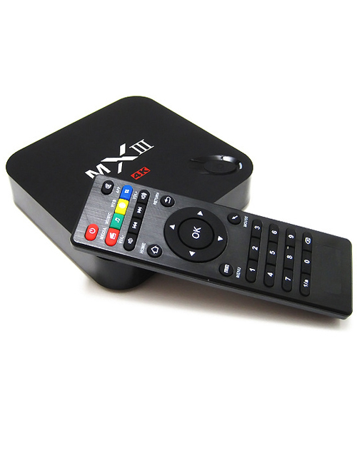 MXIII Amlogic S812 Andriod TV BOX Player Quad-core 2GB 8GB WiFi HD 4K HDMI factory wholesale china