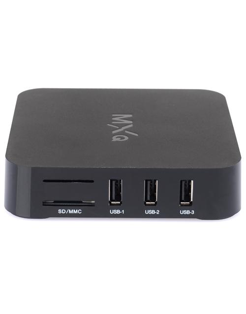 MXQ Amlogic S805 Quad core 1GB RAM 8GB 4K output Wifi Smart TV Player factory wholesale manufacturer