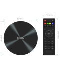 MXQ S802 Amlogic 4K UHD Quad Core Smart TV Box Android 4.4.2 Kitkat DDR3 2G Ram 16G Rom
