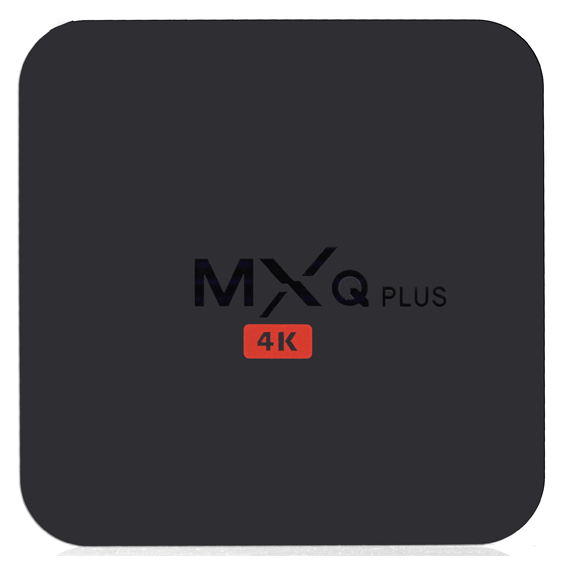 MXQ plus Amlogic s905