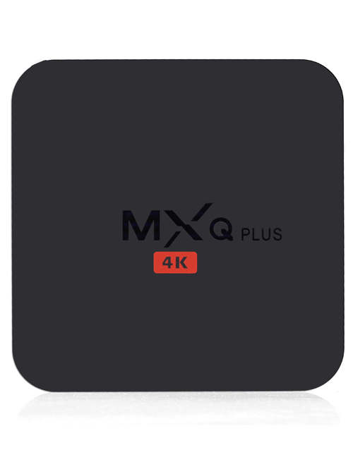 MXQ plus Android TV Box Amlogic s905 Quad core Cortex A53 2.0GHz 1GB 8GB WiFi HD 4K player factory manufacturer China