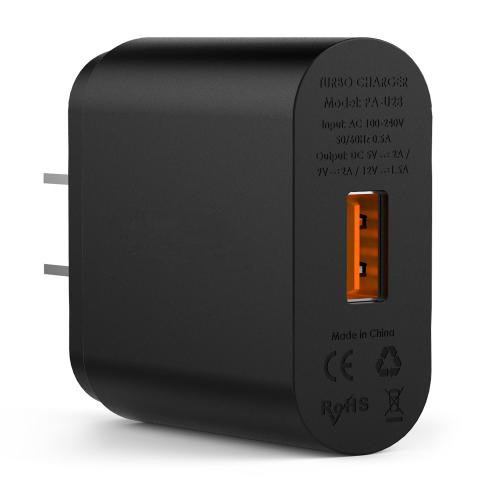 Qualcomm Quick Charge Turbo USB Universal Wall Charger Adapter firefly DC-W1 3