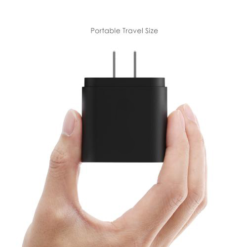 Qualcomm Quick Charge Turbo USB Universal Wall Charger Adapter firefly DC-W1 7