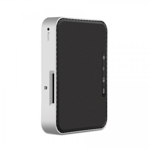 Router with 2600 mAh External Battery Charger and TF Card Reader Firefly WR-N2 2