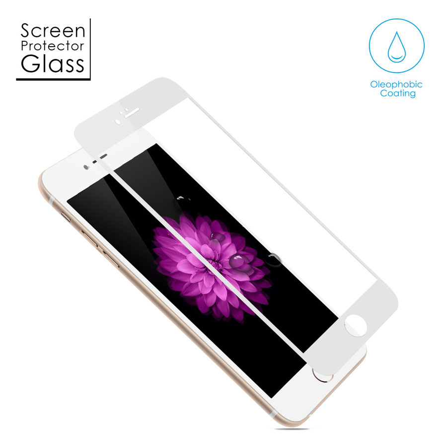 Tempered-Glass Screen Protector for iPhone 6 White Gold 4.7 inches firefly SP-G20 4