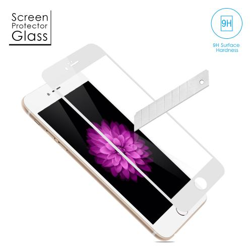 Tempered-Glass Screen Protector for iPhone 6 White Gold 4.7 inches firefly SP-G20 8