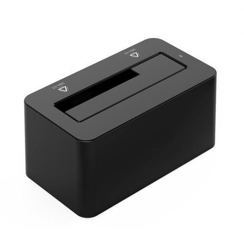USB 3.0 to SATA Hard Drive Docking Station for 2.5 3.5 HDD SSD DS-B2 3