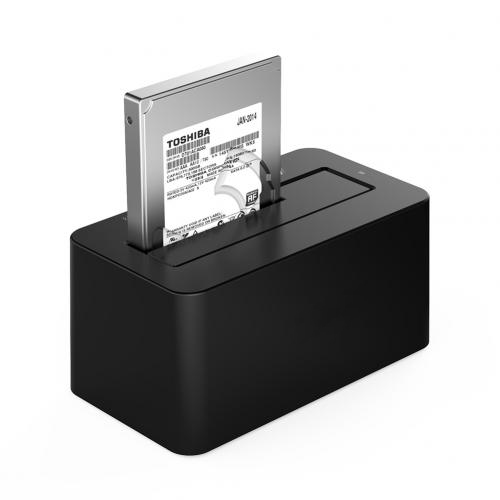 USB 3.0 to SATA Hard Drive Docking Station for 2.5 3.5 HDD SSD DS-B2 7