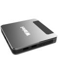 Wintel W8II Wintel box Wintel Mini PC with Intel Atom Z3735F Quad Core Windows 10 DDR3 2GB 32G Flash manufacturer oem