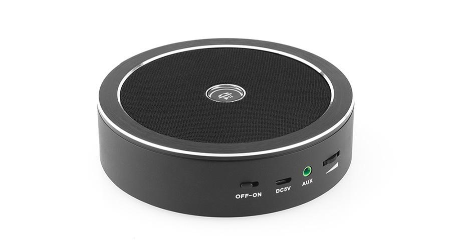 firefly BT015 Bluetooth Speaker Stand Black 4