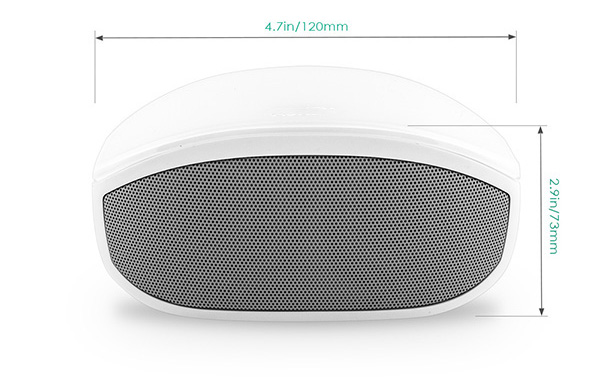 firefly BT016 Bluetooth Speaker White 2