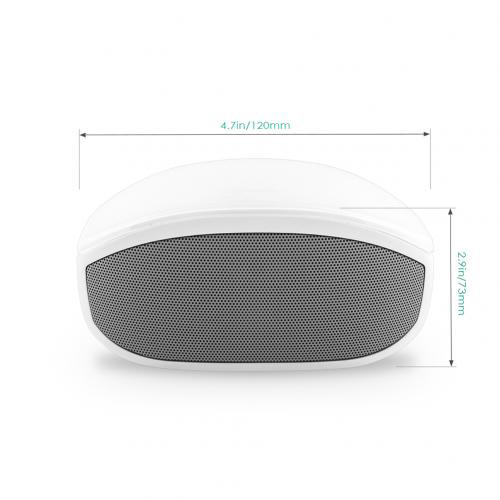 firefly BT016 Bluetooth Speaker White 6