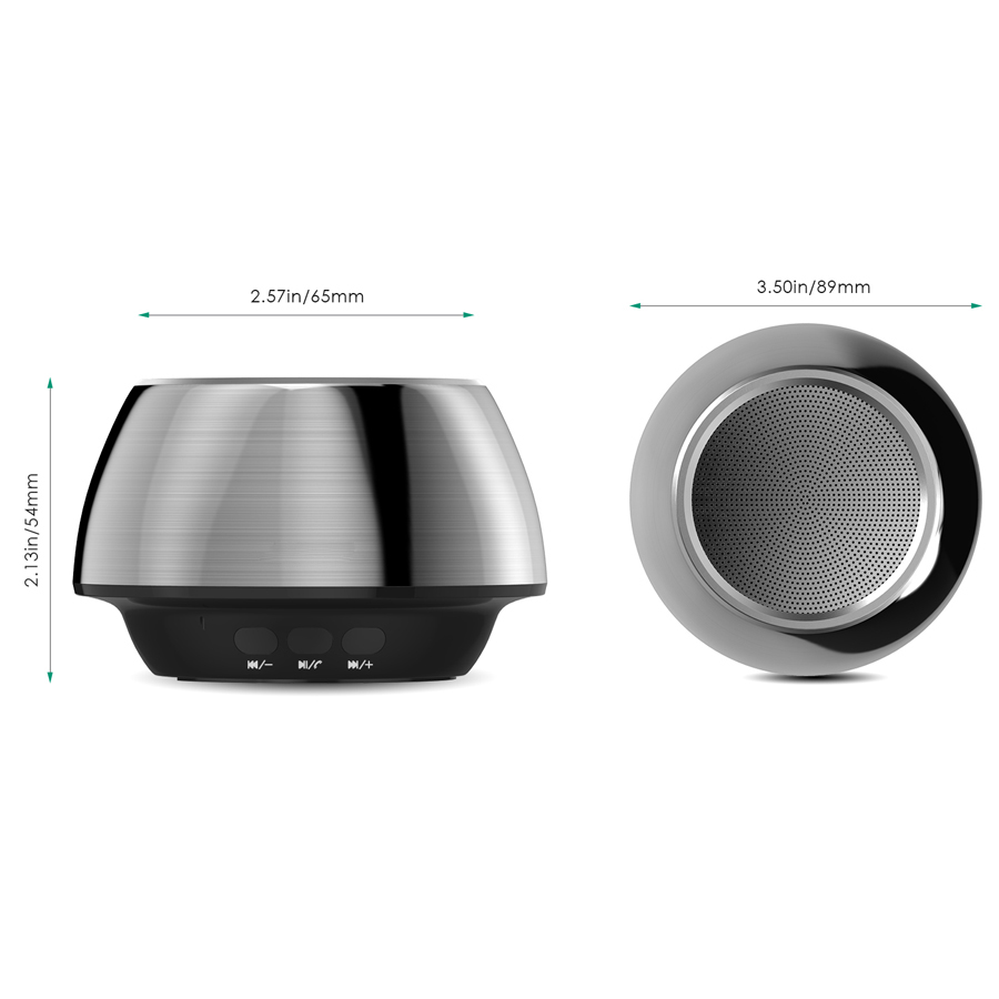 firefly BT018 Dome Wireless Portable Bluetooth Speaker 4