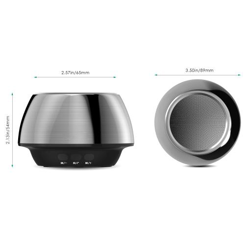 firefly BT018 Dome Wireless Portable Bluetooth Speaker7