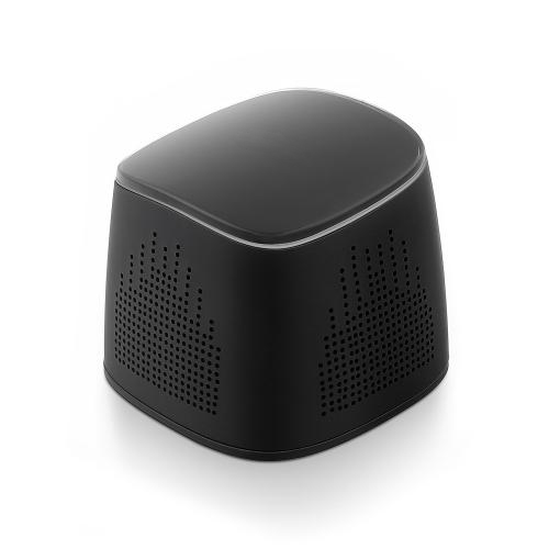 firefly BT020 Wireless Portable Bluetooth Speaker with 2000 mAh Power Bank Black