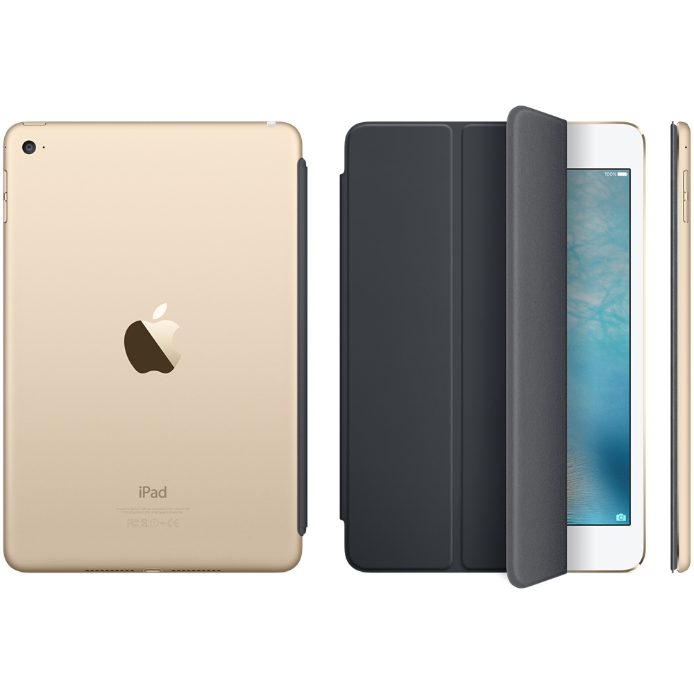 ipad mini 4 smart cover gray 2