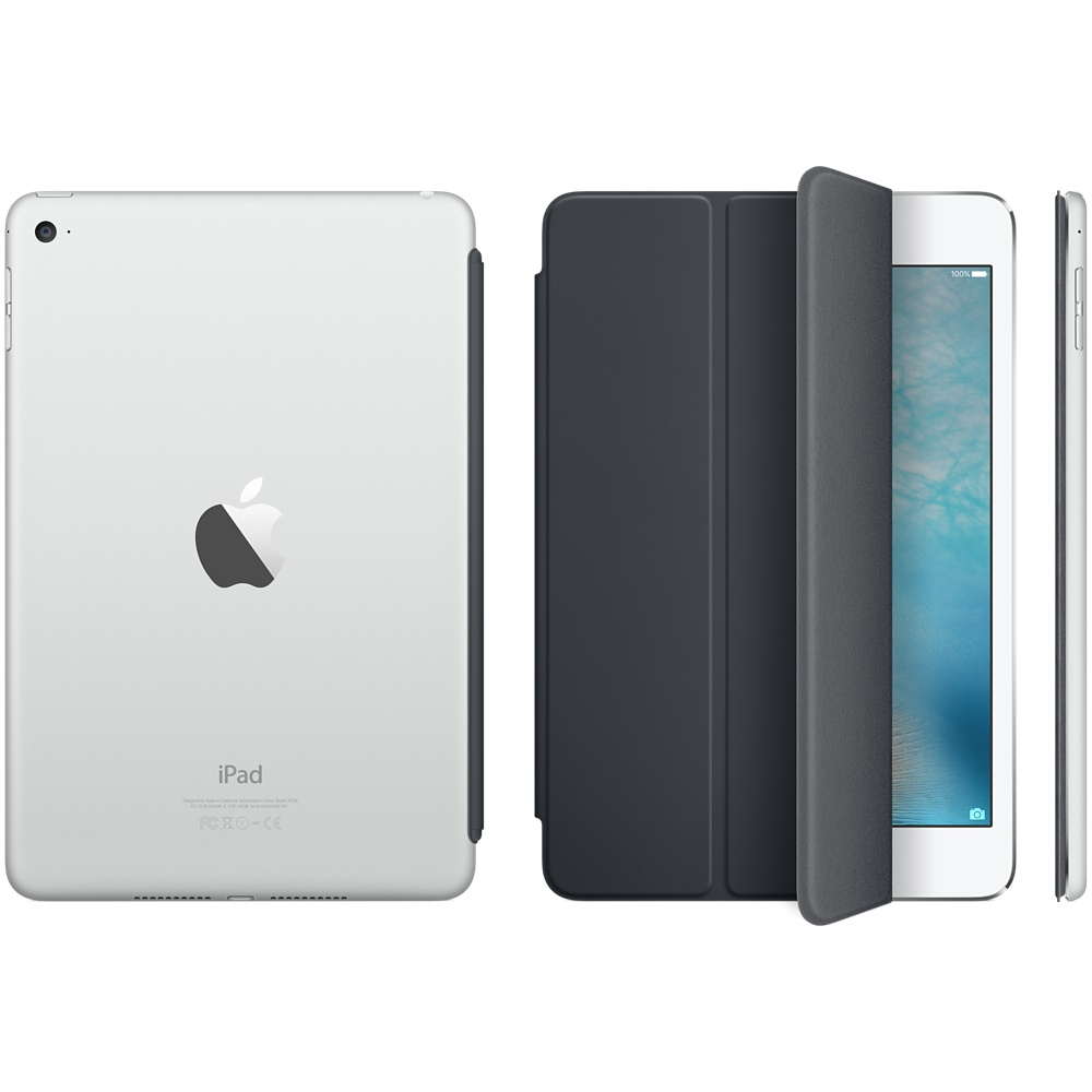 ipad mini 4 smart cover gray 3