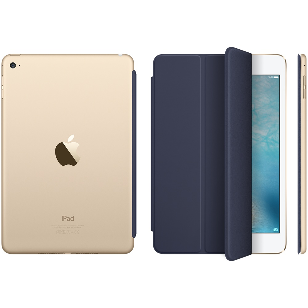 ipad mini 4 smart cover midnight blue 1