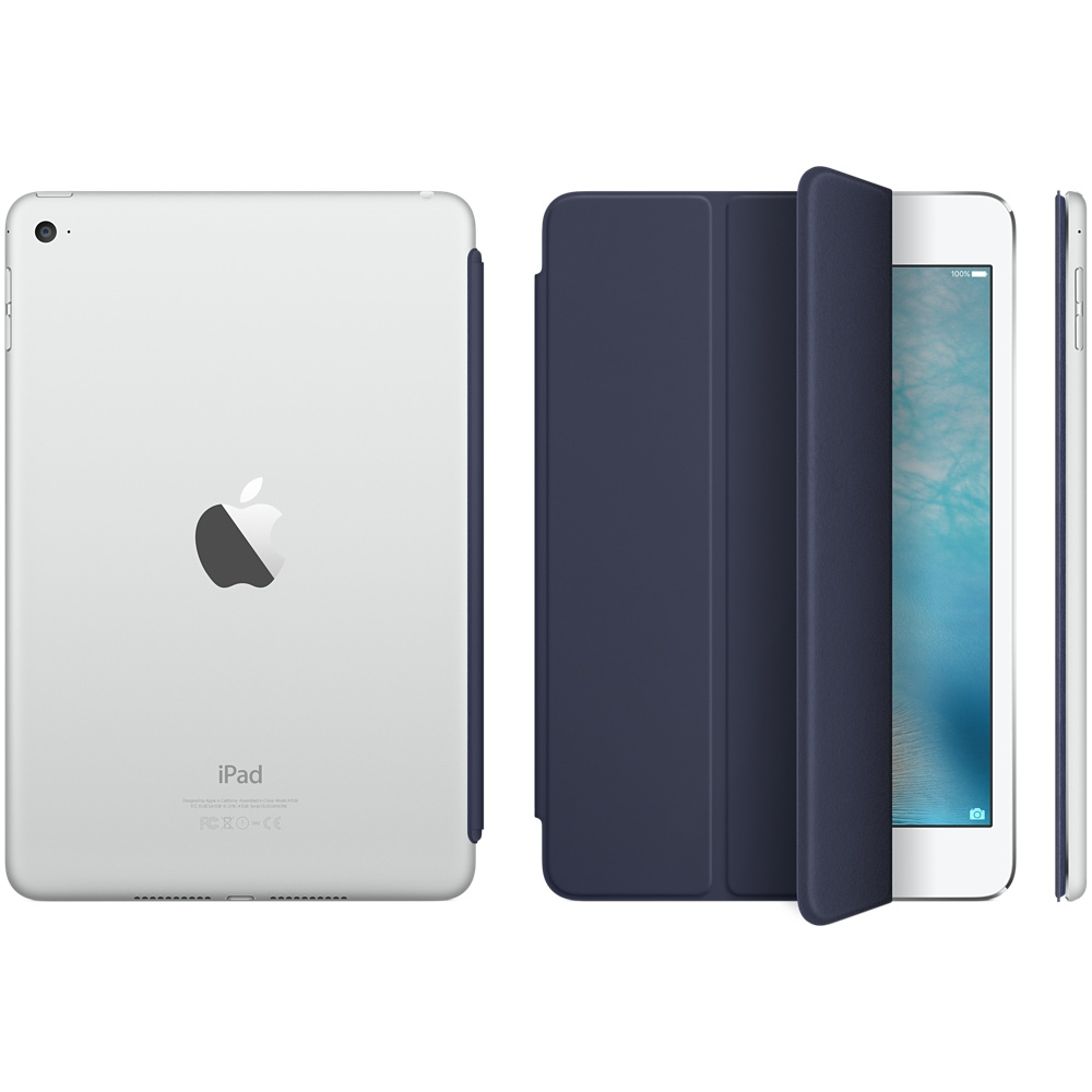 ipad mini 4 smart cover midnight blue 2