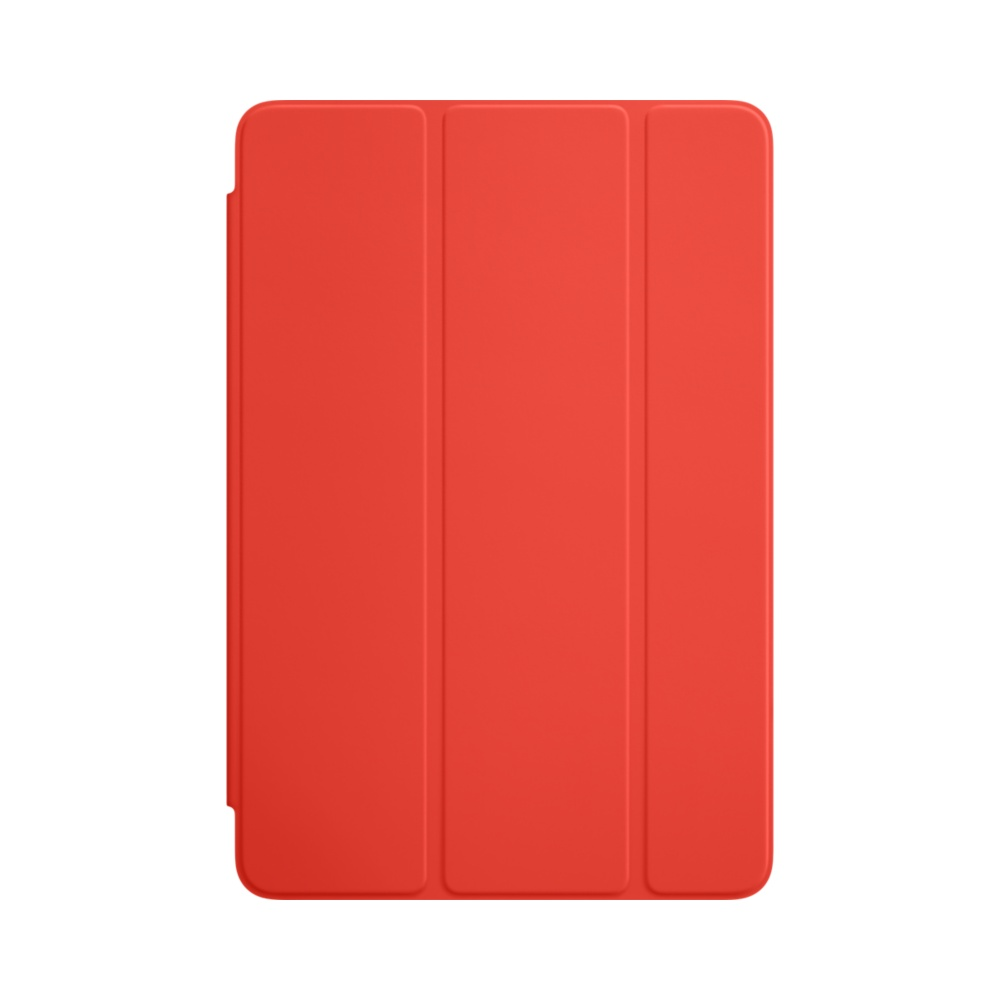 ipad mini 4 smart cover orange 1
