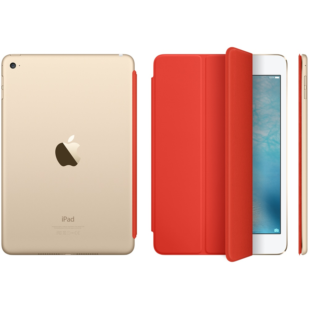 ipad mini 4 smart cover orange 2