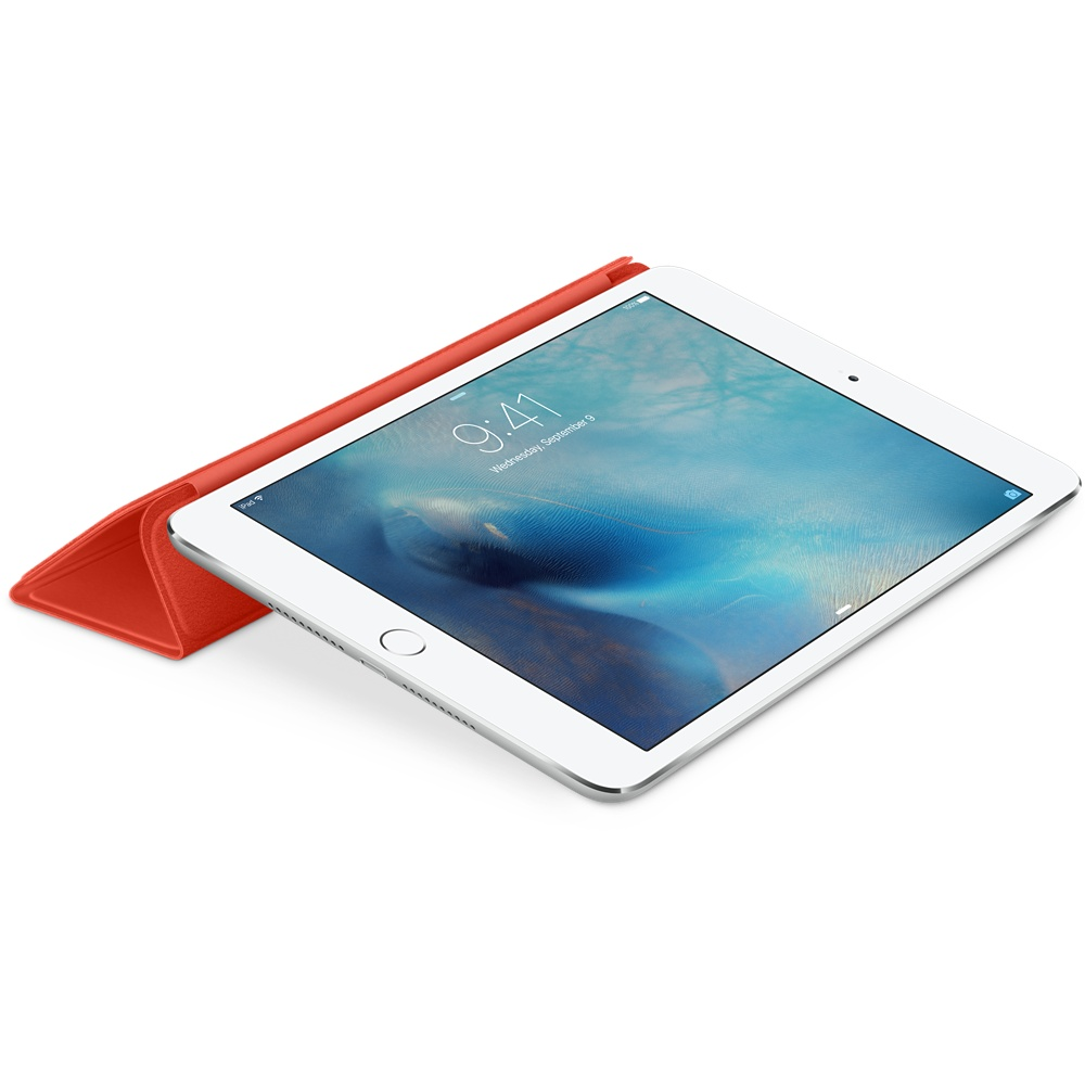 ipad mini 4 smart cover orange 6