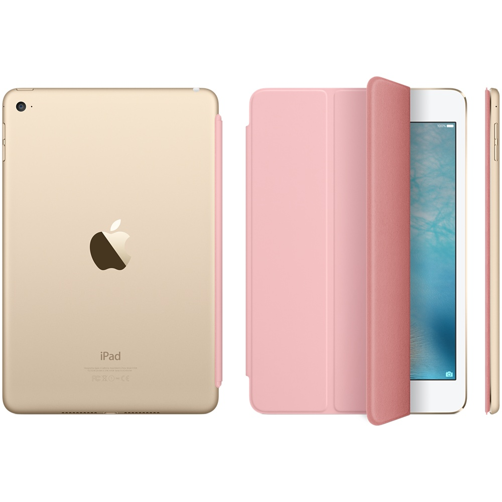 ipad mini 4 smart cover pink 2