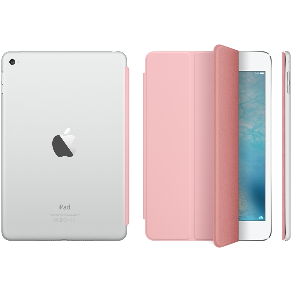 ipad mini 4 smart cover pink 3