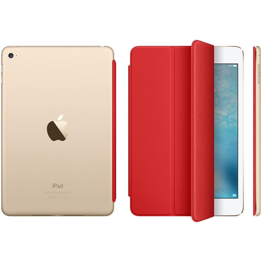 ipad mini 4 smart cover red 2