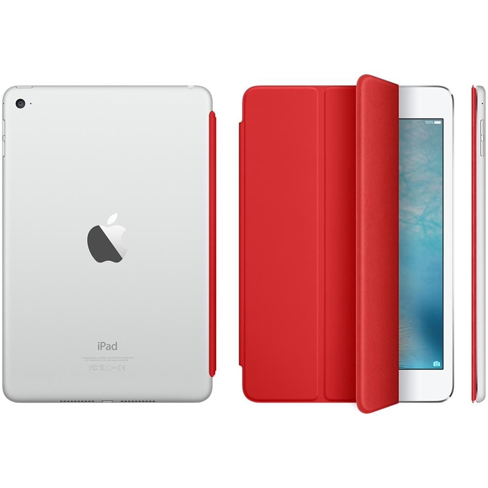 ipad mini 4 smart cover red 3
