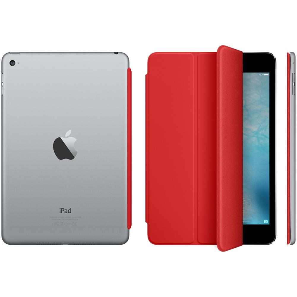 ipad mini 4 smart cover red 4