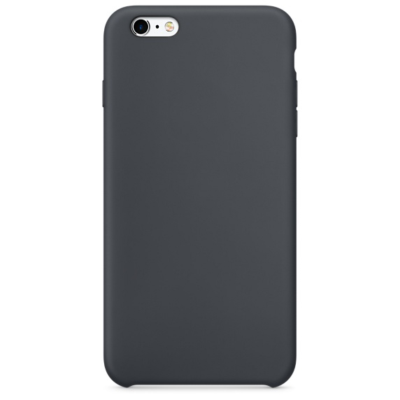 iphone 6s silicone case gray 1