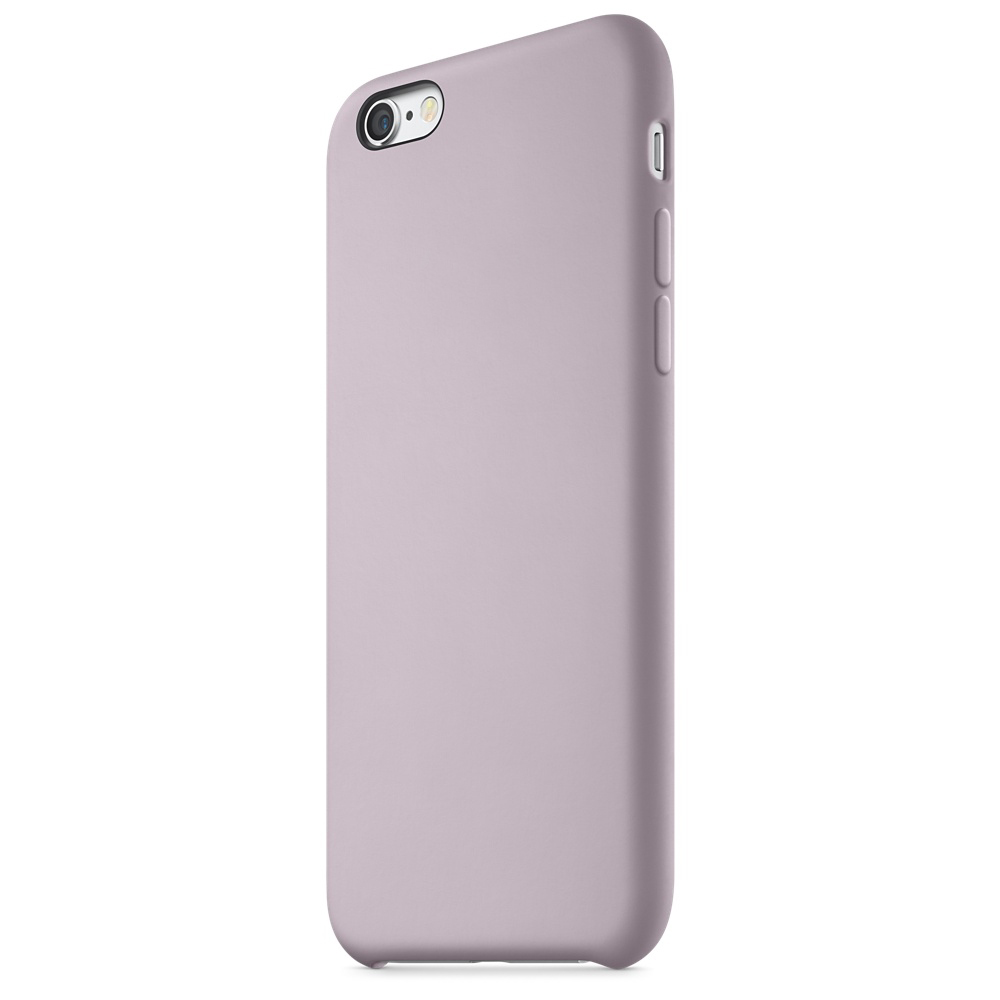 iphone 6s silicone case gray