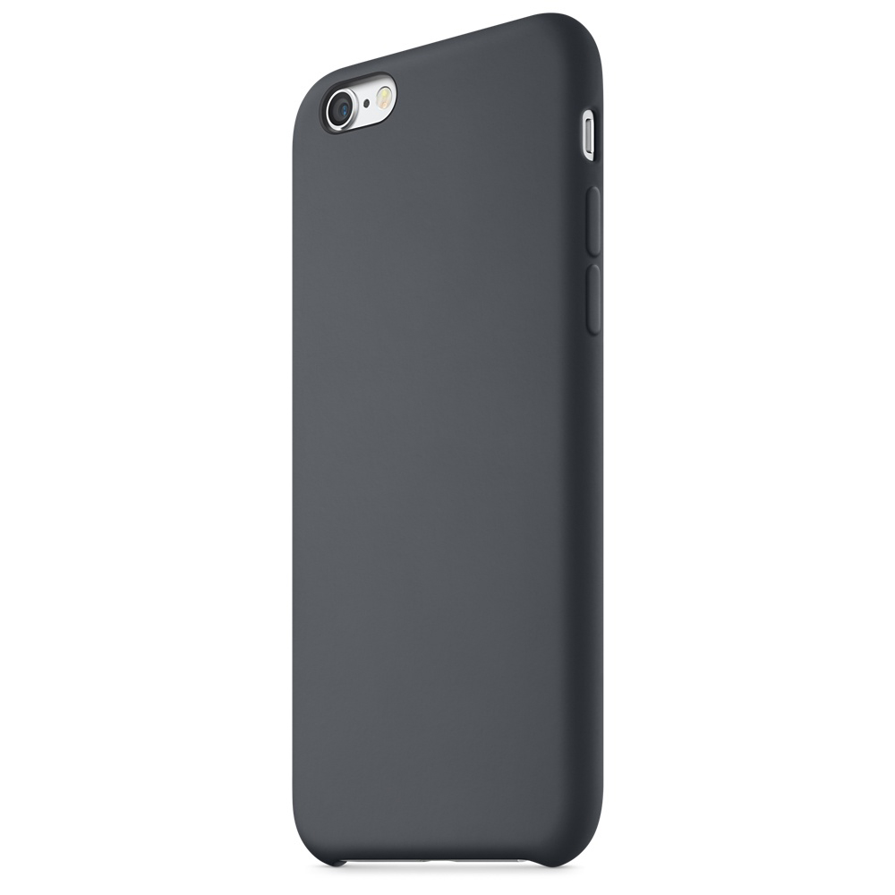 iphone 6s silicone case gray 6 1