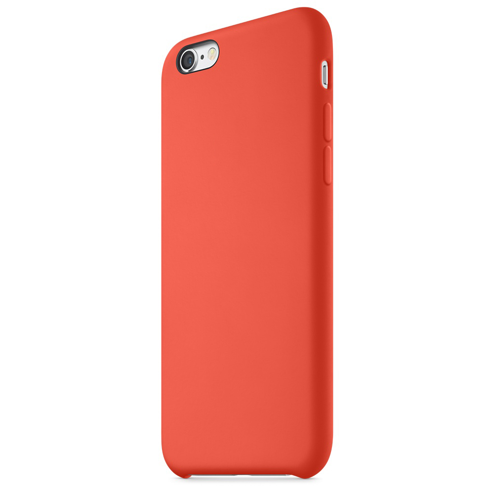 iphone 6s silicone case orange 61