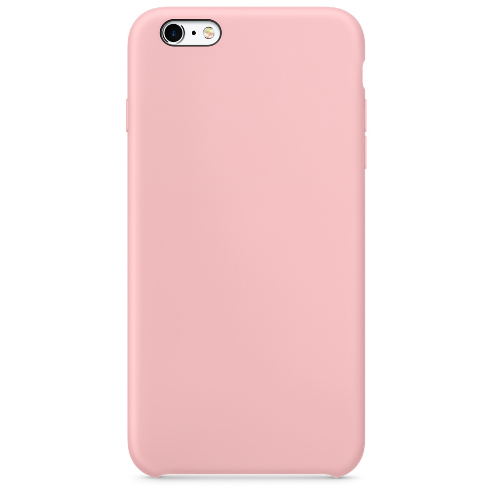 iphone 6s silicone case pink 1 1