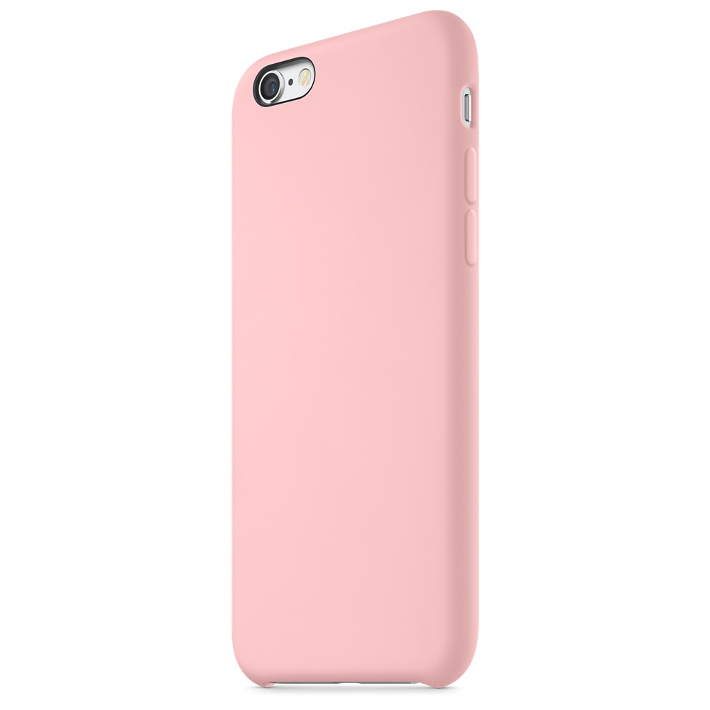 iphone 6s silicone case pink