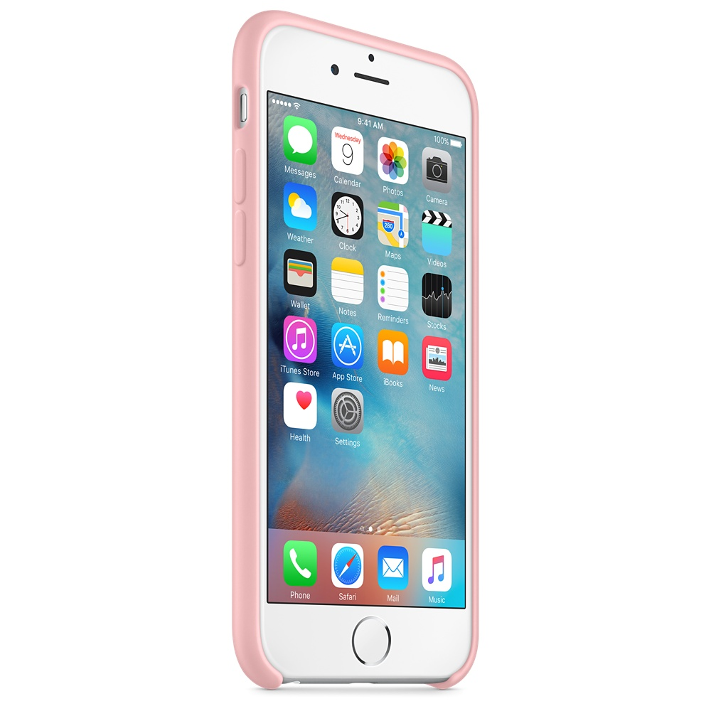 iphone 6s silicone case pink 7