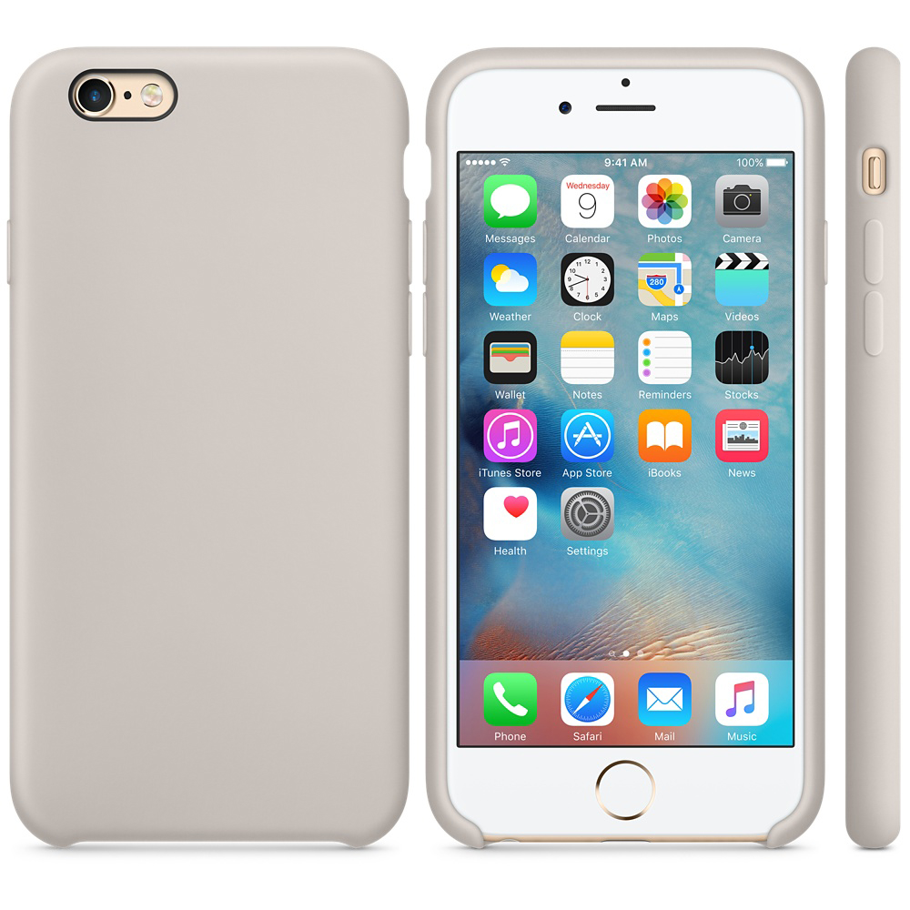 iphone 6s silicone case stone 2