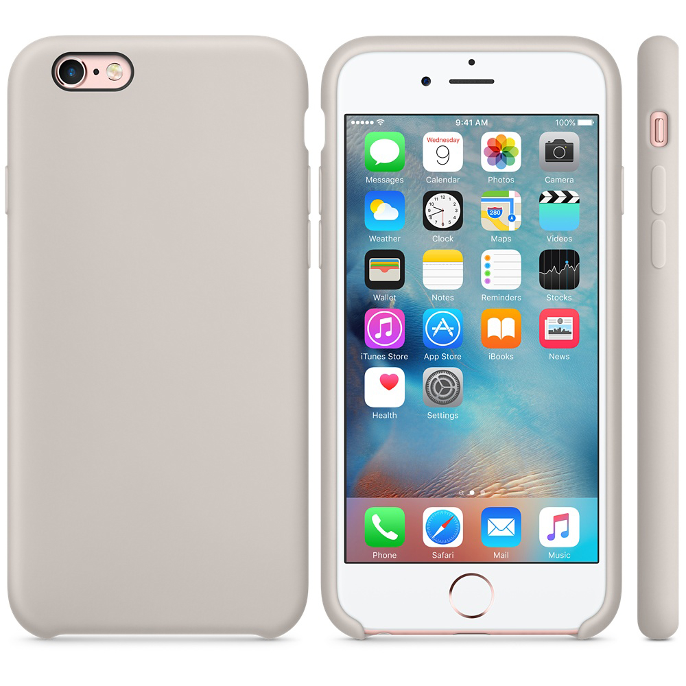 iphone 6s silicone case stone 3