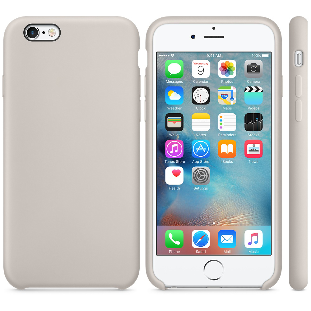 iphone 6s silicone case stone 4